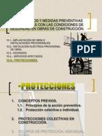 Presentación Protecciones de Obra