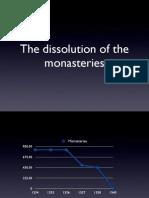 Keynote Dissolution of Monasteries