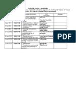 Orarul de consultatii NCP - mai 2012
