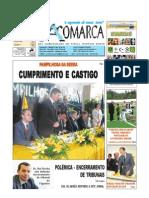 A Comarca, n.º 383 (18 de abril de 2012)