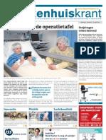 Ziekenhuiskrant 25 April 2012