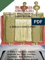 BIBLIOLOGIA-INTRODUCAO