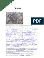 História da Europa