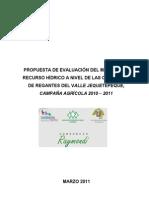 PLAN de TRAB Jequetepeque