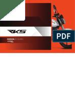 Rks(Gs125,150) Manual de Usuario