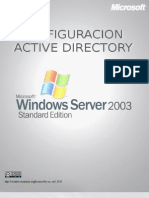 Tutorial Active Directory