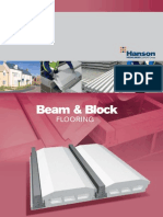 Beam and Block Brochure 2010
