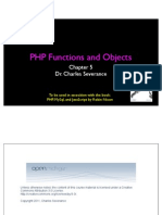 PHP 05 Functions