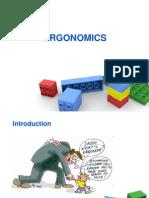Ergonomics 1