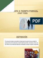 Contrato a Tiempo Parcial