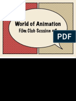 Session 3 - World of Animation