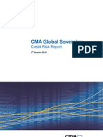 CMA Global Sovereign Credit Risk Report Q1 2012