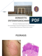 Dermatitis Eritematodescamativas