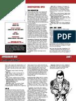 The Modern Dispatch 002 - Investigating NPCs