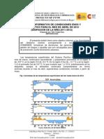 Boletin ENOS Pronóstico Abril 2012