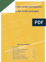 Tableaux de Conjugaison des Verbes Portugais