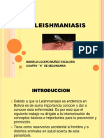 MARIALA LEISHMANIA