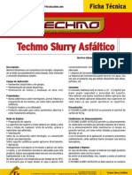 Ft_techmo Slurry Asfaltico
