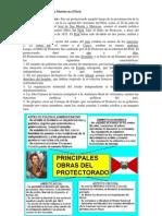 El Protectorado de San Martín en el Perú