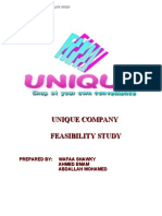 UNIQUE+Co+Feasibility+Study