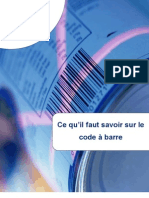 Guide Code a Barres