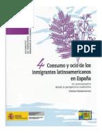 CONSUMO_Y_OCIO latinoamericanos en españa