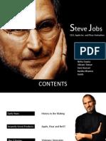 Steve Jobs and Rupert Murdoch