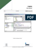 FAMOS Users Manual