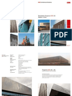 rooftech.ru Newsletter KME Architectural Solutions / Projects 11/2010