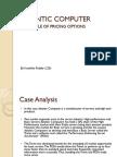 Case Analysis - Atlantic Computers