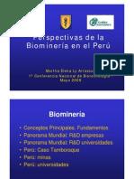 15 M Ly-Biomineria en Peru