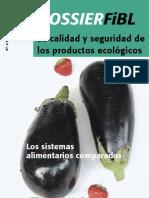 Calidad Seguridad Productos Ecologicos