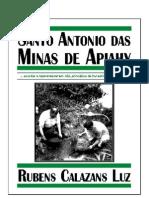Santo Antonio Das Minas de Apiahy