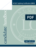 LC 2012 Candidate Handbook
