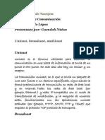 Unicast, broascast Guendoli