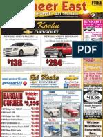 Pioneer East News Shopper, April 30, 2012