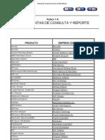 Herramientas de Consulta y Reporte BI