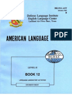Book 12 Language Laboratory Activities