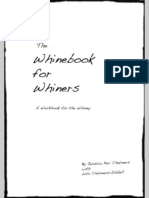 Whine Book