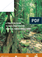 A practical guide to good practice for tropical forest - based tours