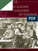 La Alegres Comadres de Windsor - William Shakespeare