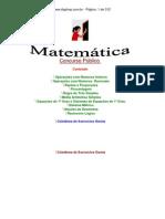 apostila telecurso 2000 matematica ensino medio