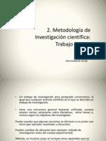 2 Metod Investigac
