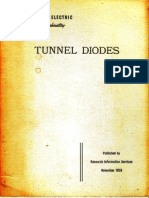 GE Tunnel Diodes