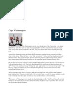 Cogs Warmongers