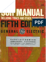 GE - SCR Manual 1972