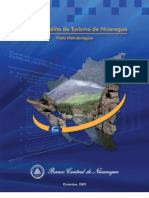 Cuenta Satelite de Turismo Nicaragua