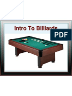 Pool Table Power Point