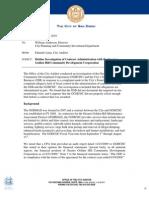 20101105 - GGHCDC Hotline Investigation 11-5