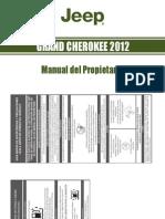 Grand Cherokee 2012
